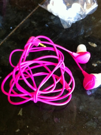 Neon ear candy, courtesy of my dadPhoto credit: nishaksquared